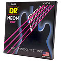 DR Neon Pink Medium « Electric Bass Strings