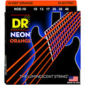 DR Neon Orange Medium « Electric Guitar Strings