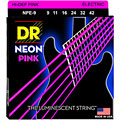 DR Neon Pink Lite « Electric Guitar Strings