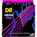 DR Neon Pink Medium « Electric Guitar Strings