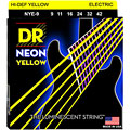 DR Neon Yellow Lite « Electric Guitar Strings