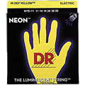 DR Neon Yellow Heavy « Electric Guitar Strings
