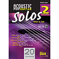 Dux Acoustic Pop Guitar Solos 2 « Libro di spartiti