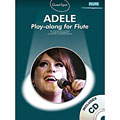 Music Sales Adele for flute « Play-Along