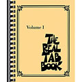 Music Notes Hal Leonard The Real Tab Book Vol.1