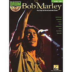 Hal Leonard Drum Play-Along Vol.25 - Bob Marley