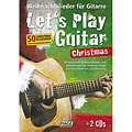 Music Notes Hage Let's Play Guitar Christmas