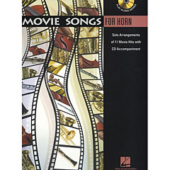 Hal Leonard Movie Songs for Horn