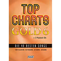 Songbook Hage Top Charts Gold 6