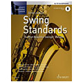 Music Notes Schott Saxophone Lounge - Swing Standards