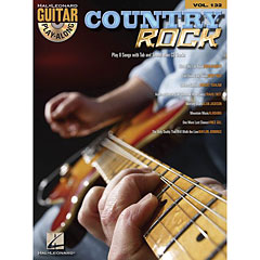 Hal Leonard Guitar Play-Along Vol.132 - Country Rock