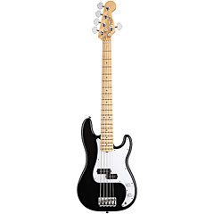 Fender American Standard Precision Bass V MN BLK « Electric Bass Guitar