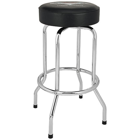 Fender Custom Shop Logo Bar Stool 30 Zoll