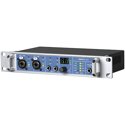 RME FireFace UCX Standard Edition