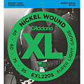 Electric Bass Strings D'Addario EXL220S Nickel Wound .040-095