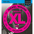 Electric Bass Strings D'Addario EXL170-5SL Nickel Wound .045-130