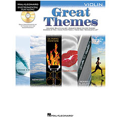 Hal Leonard Great Themes for Violin