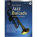 Music Notes Schott Trumpet Lounge - Jazz Ballads