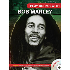 Music Sales Play Drums with Bob Marley