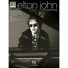 Hal Leonard Elton John Favorites