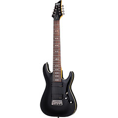 Schecter Omen 8 BLK « Electric Guitar