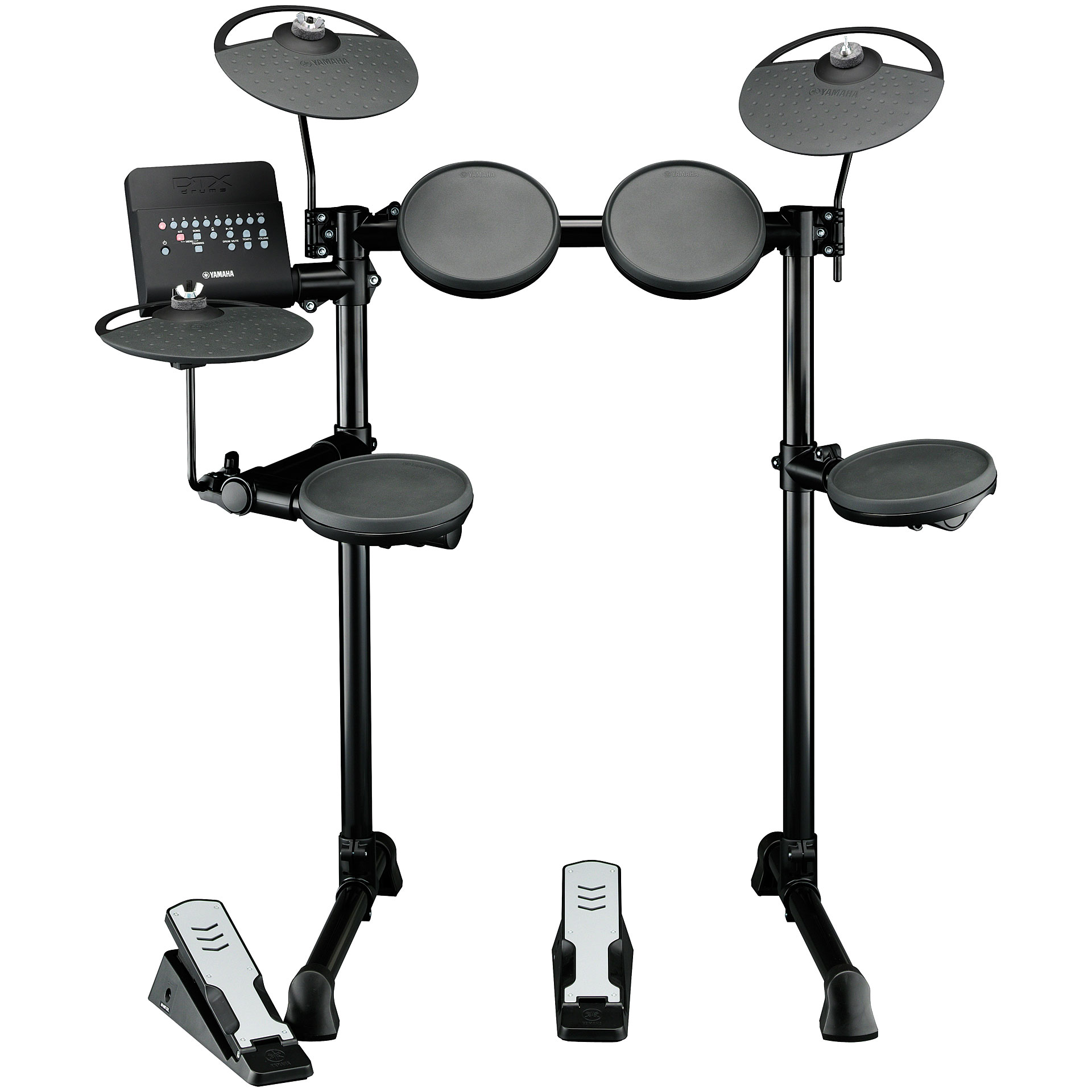 Yamaha dtx400k electronic drum kit for Electric drum set yamaha