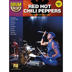 Hal Leonard Drum Play-Along Vol.31 - Red Hot Chili Peppers