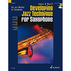 Schott Developing Jazz Technique