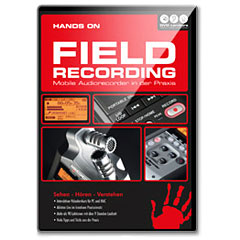 DVD Lernkurs Hands On Field Recording