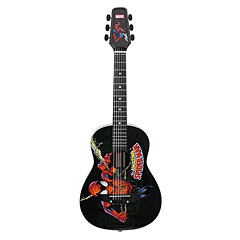 Marvel Spiderman 1/2 Acoustic Guitar