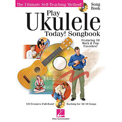 Hal Leonard Play Ukulele Today Songbook
