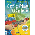 Hage Let's Play Ukulele « Instructional Book