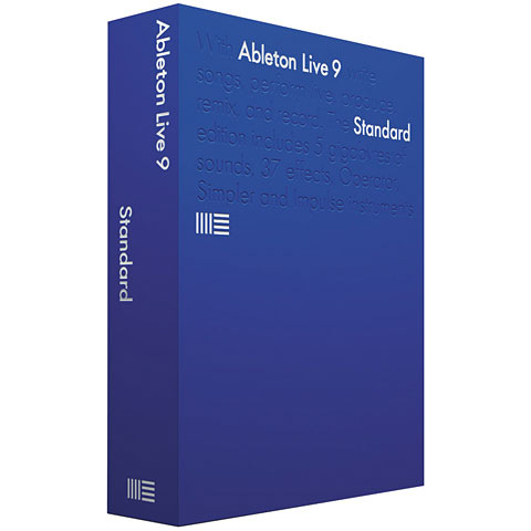 Ableton Live 9 Standard German