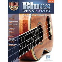 Hal Leonard Ukulele Play-Along Vol.19 - Blues Standards