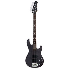 G&L Tribute M-2000 GTS Trans Black RW « Electric Bass Guitar