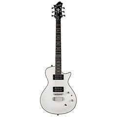 Hagstrom Ultra Swede White Tuxedo « Electric Guitar