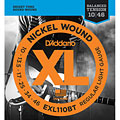 Electric Guitar Strings D'Addario EXL110BT Nickel Wound .010-046