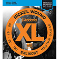 D'Addario EXL160BT Nickel Wound .050-120 « Electric Bass Strings
