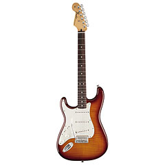 Fender Standard Stratocaster Plus Top RW TBS « Lefthand