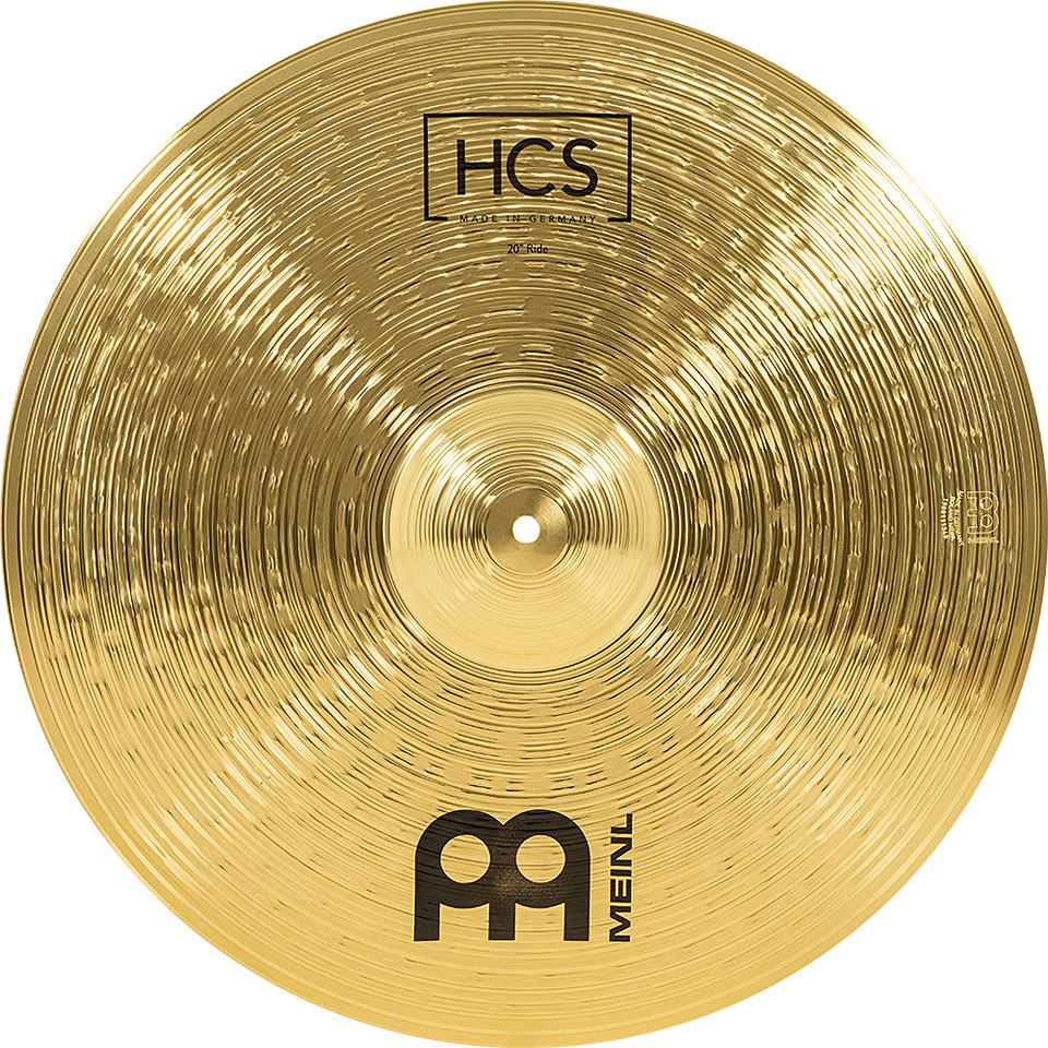 meinl hcs complete cymbal set up 14hh 16c 20r 10s cymbal set. Black Bedroom Furniture Sets. Home Design Ideas