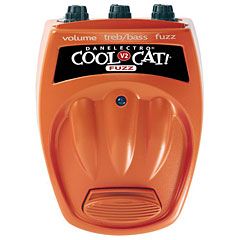 Danelectro CF-2 Cool Cat Fuzz V2