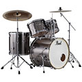"Pearl Export 20"" Smokey Chrome Complete Drumset « Set di batterie"