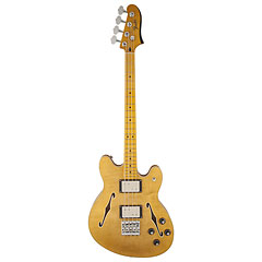 Fender Starcaster Bass MN NAT « Electric Bass Guitar