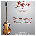 Electric Bass Strings Höfner HCT1133R Beatles Bass