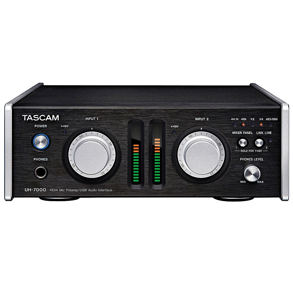 tascam uh 7000 audio interface. Black Bedroom Furniture Sets. Home Design Ideas