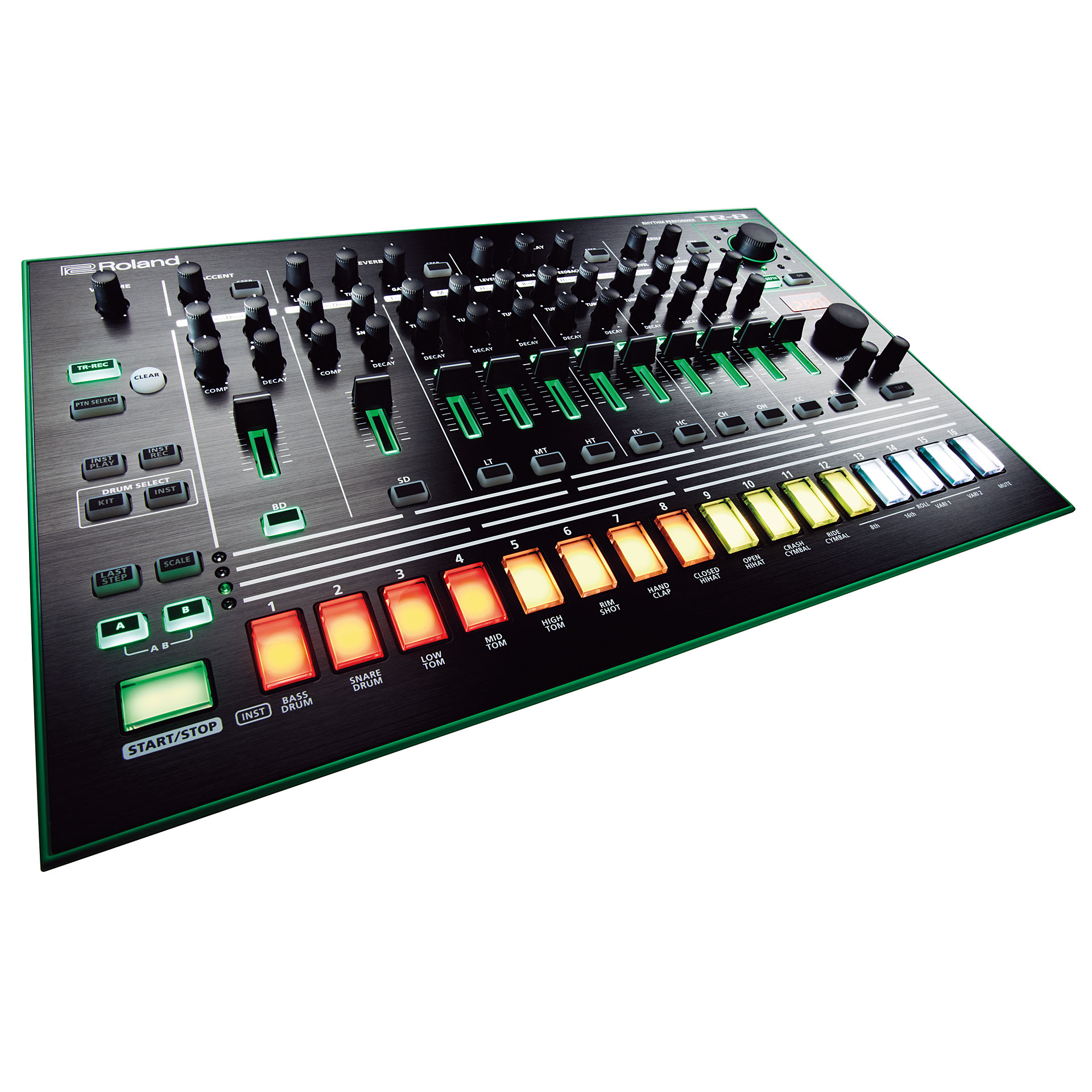 roland aira tr 8 synthesizer. Black Bedroom Furniture Sets. Home Design Ideas