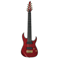 Ibanez RGIX28FEQMBGW Iron Label « Electric Guitar
