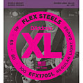 D'Addario EFX170SL Flex Steels .045-100 « Electric Bass Strings
