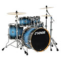 Sonor Select Force SEF 11 Studio WM Blue Galaxy Sparkle « Drum Kit