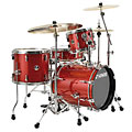 Sonor Special Edition Safari SSE 10 Red Galaxy Sparkle « Drumstel